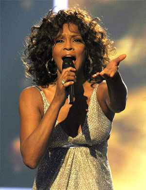 The Divas Tribute singers - Whitney Houston